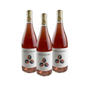 Amalgama Clarete - Caja 3 botellas