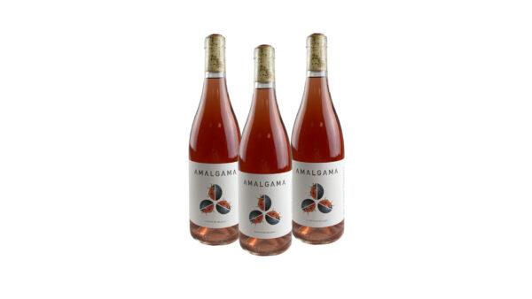 Amalgama Clarete – Caja 3 botellas