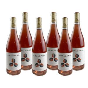 Amalgama Clarete - Caja 6 botellas